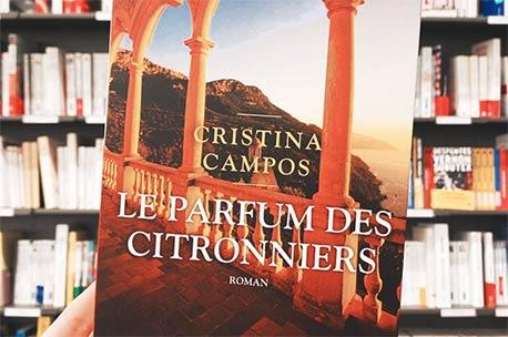 Avis lecture Le parfum des citronniers de Cristina Campos