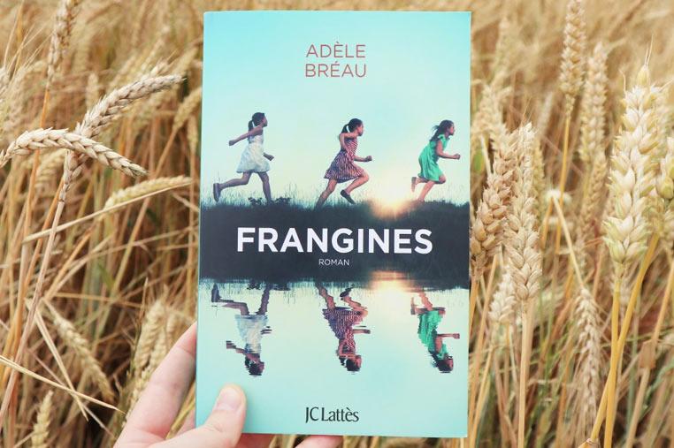 Avis lecture Frangines d'Adèle Bréau
