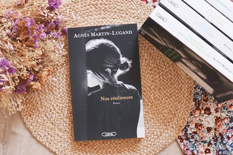 Avis lecture Nos résiliences d'Agnès-Martin-Lugand