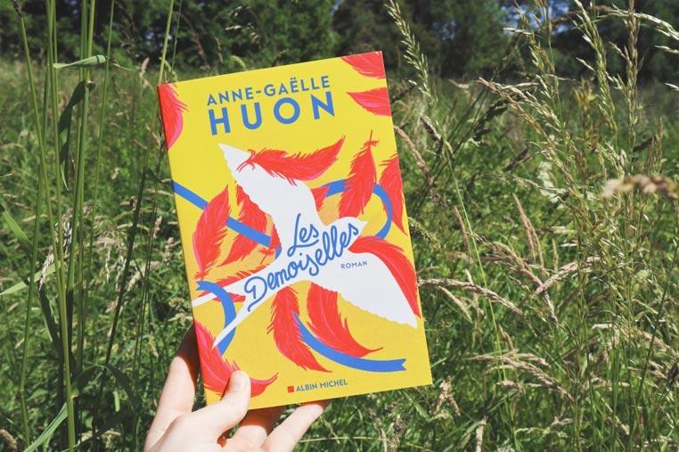 Avis lecture Les demoiselles d'Anne-Gaëlle Huon