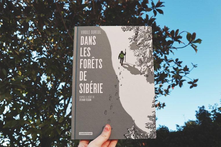 Avis lecture Dans les forêts de Sibérie de Virgile Dubreuil