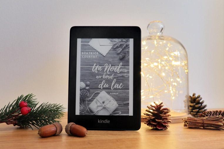 Avis lecture Un Noël au bord du lac de Béatrice Courtot