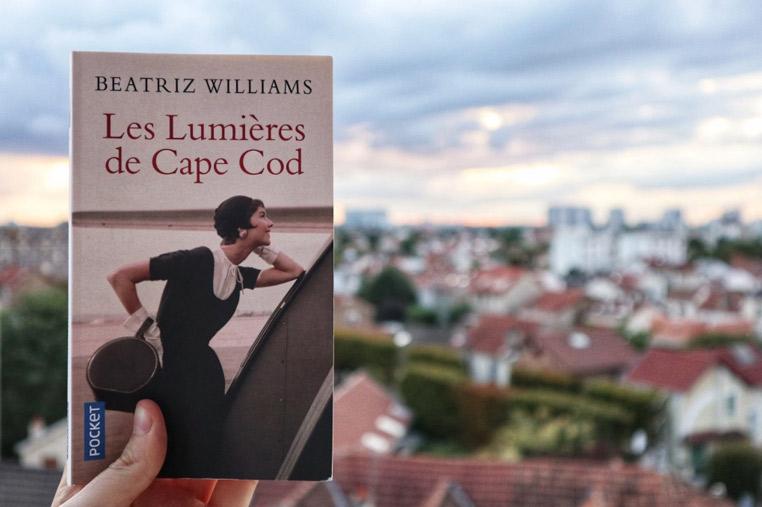 Avis lecture Les lumières de Cape Cod de Beatriz Williams