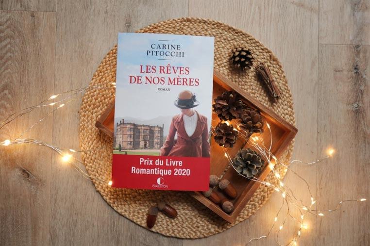 Avis lecture Les rêves de nos mères de Carine Pitocchi