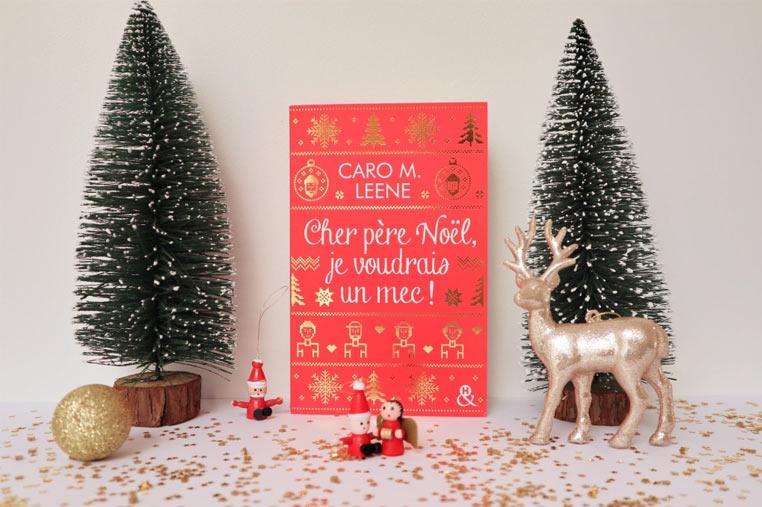 Avis lecture Cher Père Noël, je voudrais un mec ! de Caro M Leene