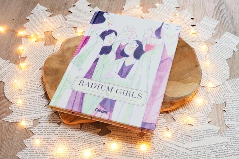 Avis lecture sur Radium girls de Cy