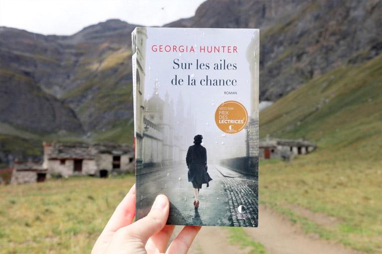 Avis lecture Sur les ailes de la chance de Georgia Hunter