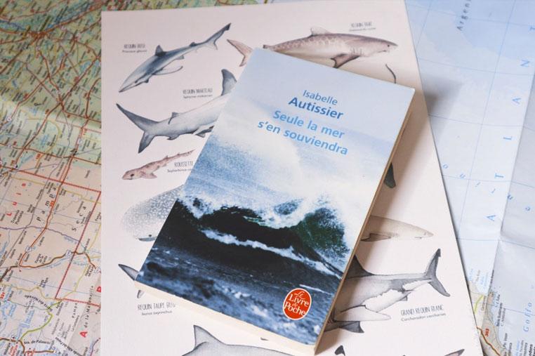 Avis lecture Seule la mer s'en souviendra d'Isabelle Autissier