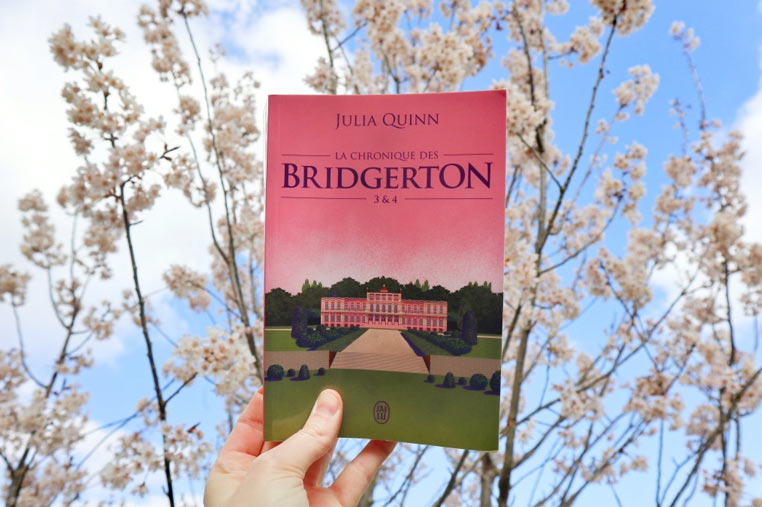 Avis lecture tome 3 de La chronique des Bridgerton de Julia Quinn