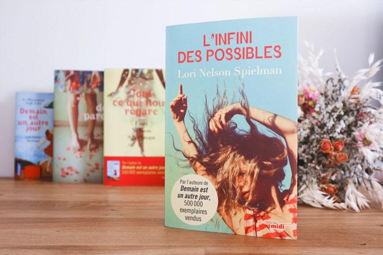 Avis lecture L'infini des possible de Lori Nelson Spielman