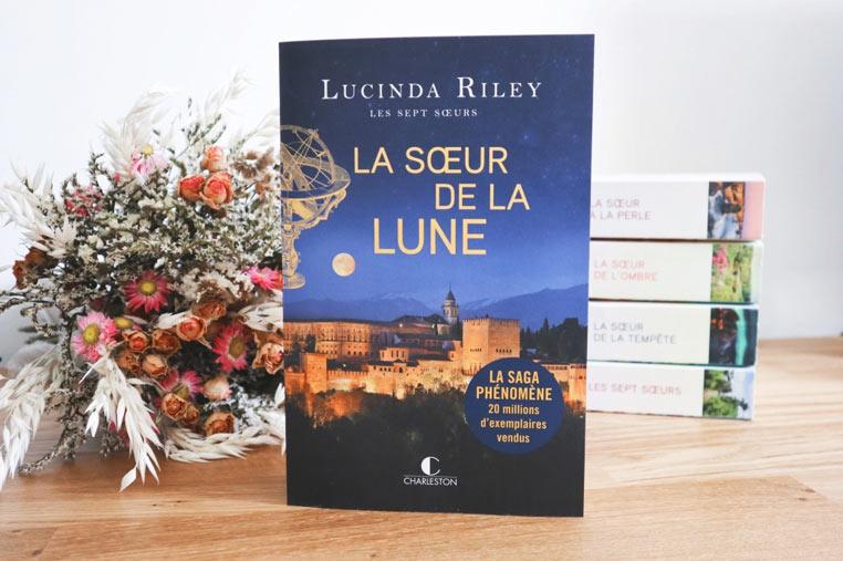Avis lecture La soeur de la lune de Lucinda Riley
