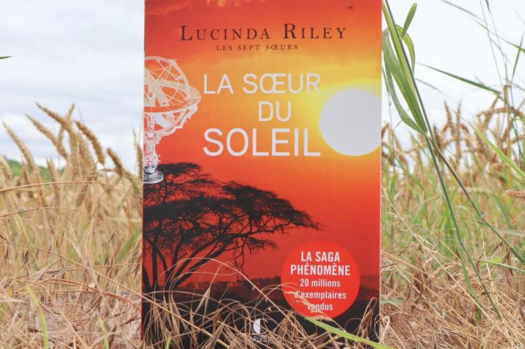 Avis lecture La soeur du soleil de Lucinda Riley
