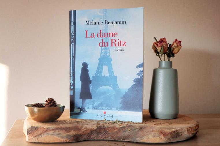 Avis lecture La dame du Ritz de Mélanie Benjamin