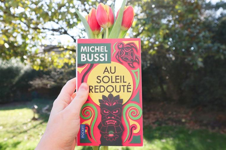 Avis lecture au soleil redouté de Michel Bussi