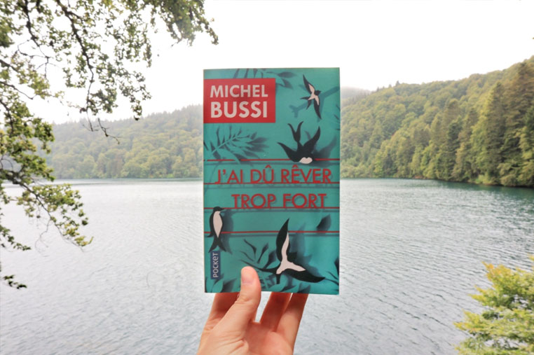 Avis lecture J'ai dû rêver trop fort de Michel Bussi