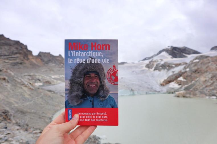 Avis lecture L'Antarctique, le rêve d'une vie de Mike Horn