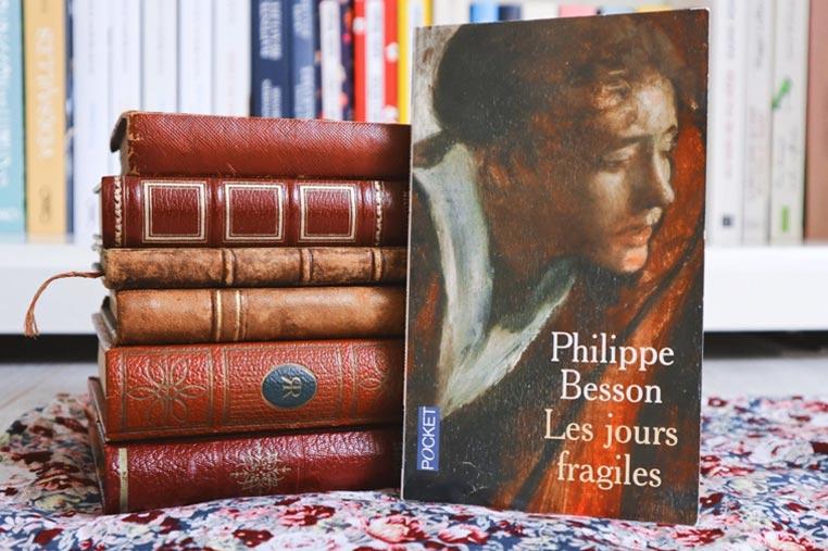 Avis lecture Les jours fragiles de Philippe Besson