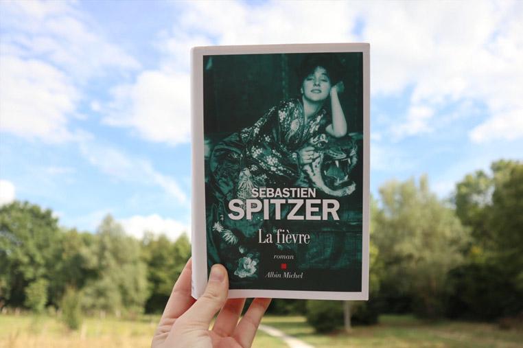 Avis lecture La fièvre de Sébastien Spitzer