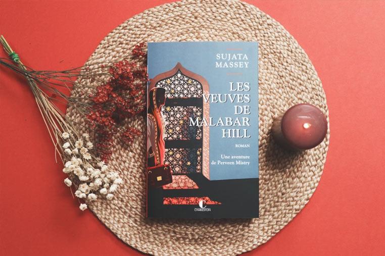 Avis lecture Les veuve de Malabar Hill de Sujata Massey