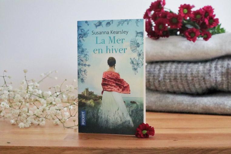 Avis lecture La mer en hiver de Susanna Kearsley