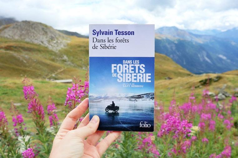 Avis lecture Dans les forets de Sibérie de Sylvain Tesson