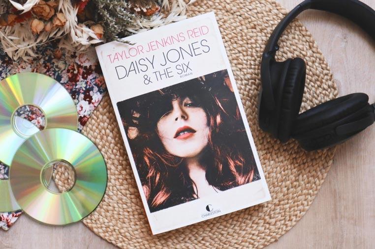 Avis lecture Daisy Jones & The Sixt de Taylor Jenkins Reid