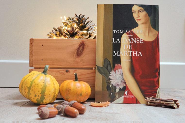 Avis lecture La danse de Martha de Tom Saller