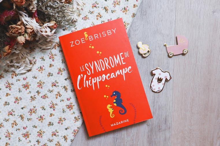 Avis lecture Le syndrome de l'hippocampe de Zoé Brisby