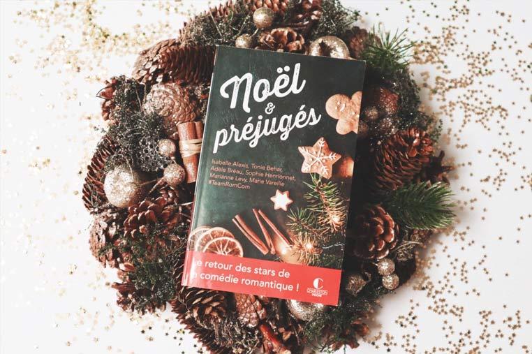 Avis lecture Noël et préjugés de la Team RomCom