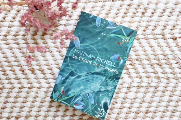 Avis lecture Le chant de la rivière d'Hannah Richell