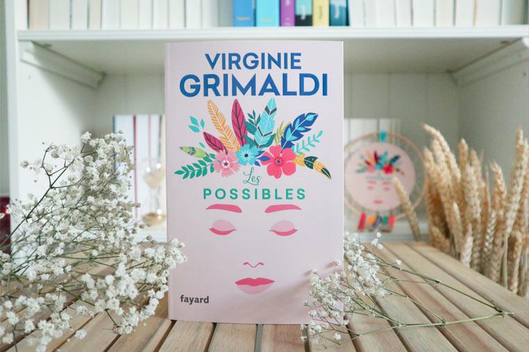 Avis lecture Les possibles de Virginie Grimaldi