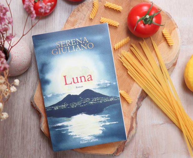 Avis lecture sur Luna de Serena Giuliano