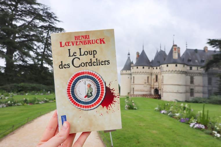 Avis lecture sur Le loup des cordeliers d'Henri Loevenbruck