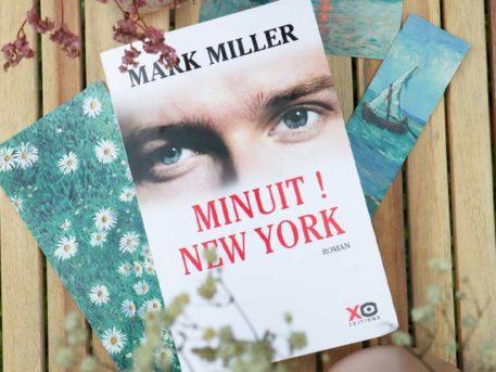 Avis lecture sur Minuit ! New-York de Mark Miller