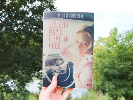 Avis lecture sur les sept maris d'Elevyn Hugo de Taylor Jenkins Reid