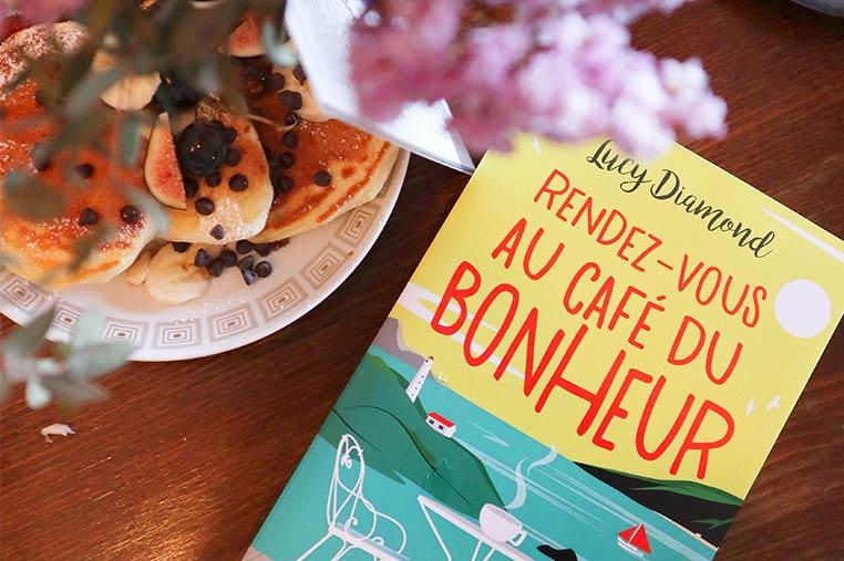Avis lecture sur Rendez-vous au café du bonheur de Lucy Diamond